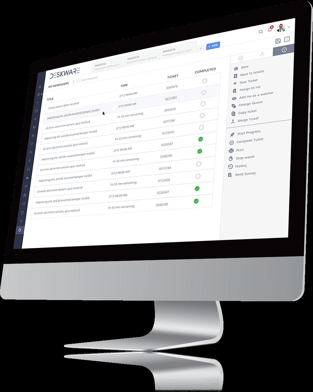 deskware app monitor preview
