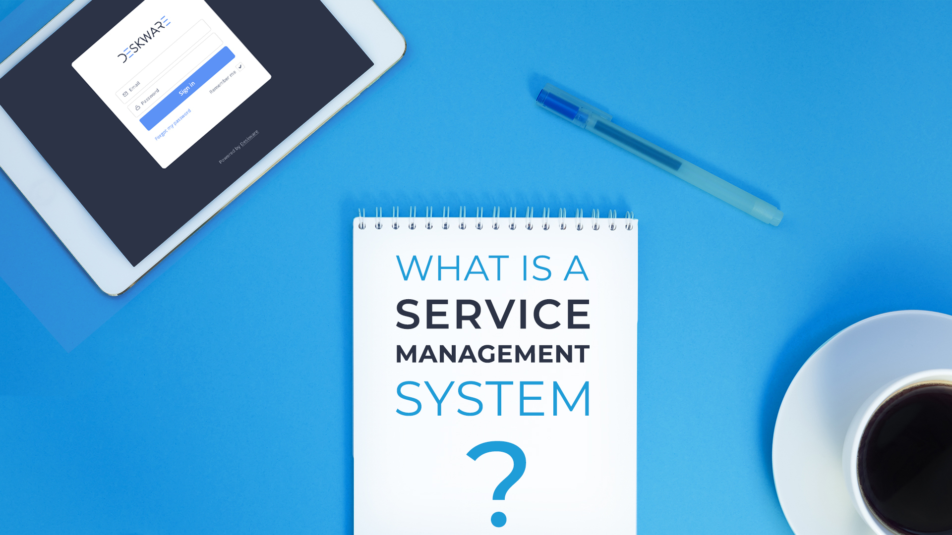 What Is a Service Management System?