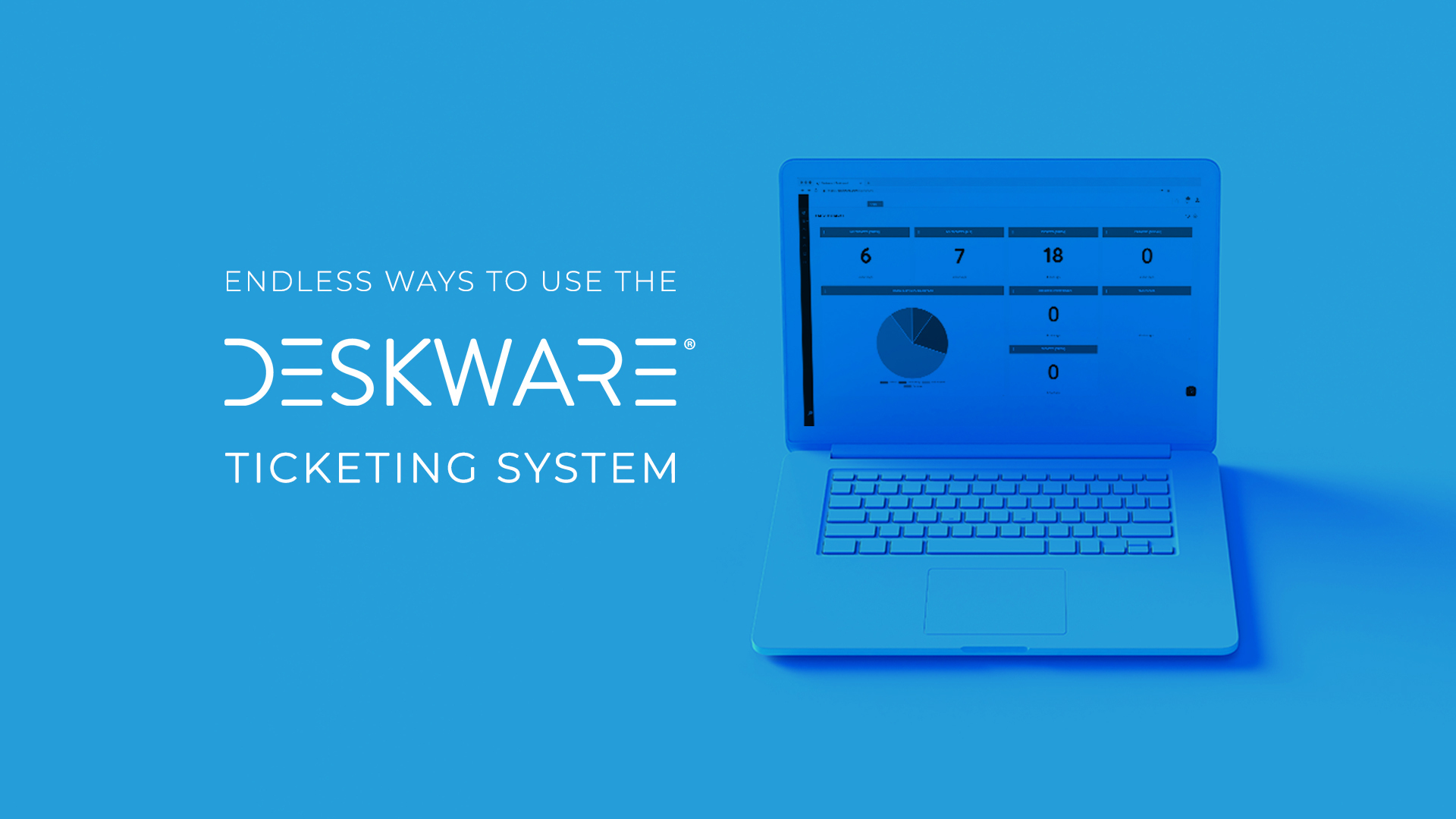 Endless Ways to Use the Deskware Ticketing System
